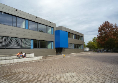 Energy-efficient school renovation – School and Sports Centre Lohr