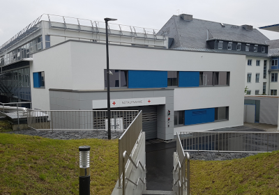 Energieaudit Erzgebirgskrankenhaus Annaberg